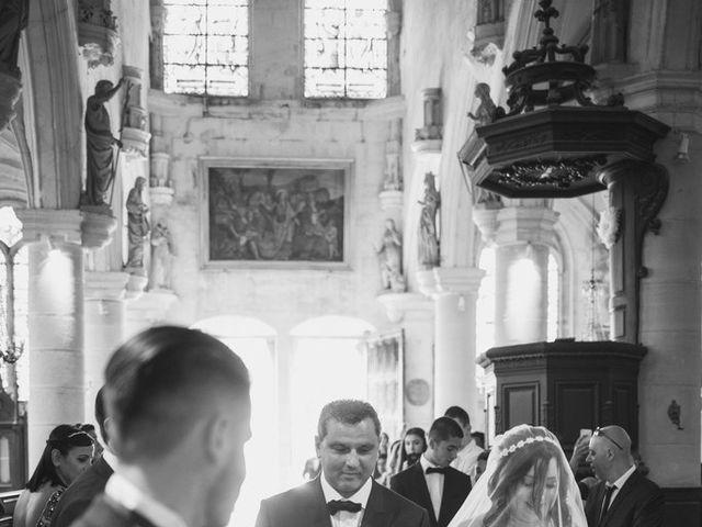 Le mariage de Guillaume et Laetitia  à Aincourt, Val-d'Oise 18