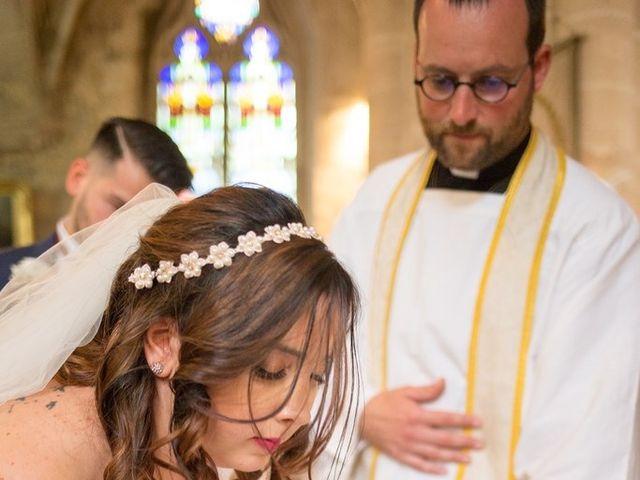 Le mariage de Guillaume et Laetitia  à Aincourt, Val-d'Oise 23