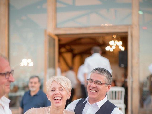 Le mariage de Guillaume et Laetitia  à Aincourt, Val-d'Oise 45