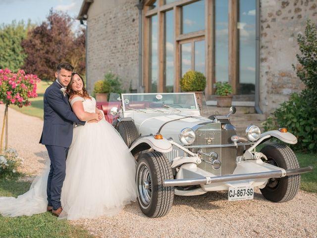 Le mariage de Guillaume et Laetitia  à Aincourt, Val-d'Oise 57