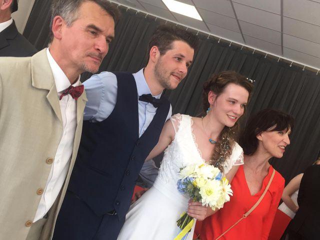 Le mariage de Benoît et Louise à Romillé, Ille et Vilaine 7