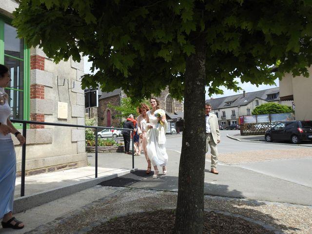 Le mariage de Benoît et Louise à Romillé, Ille et Vilaine 10