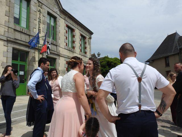 Le mariage de Benoît et Louise à Romillé, Ille et Vilaine 17