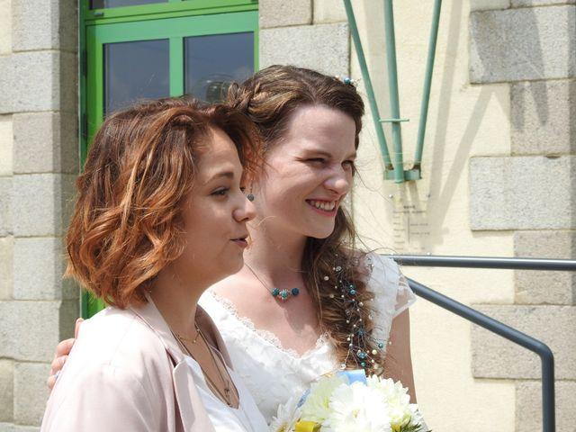 Le mariage de Benoît et Louise à Romillé, Ille et Vilaine 25