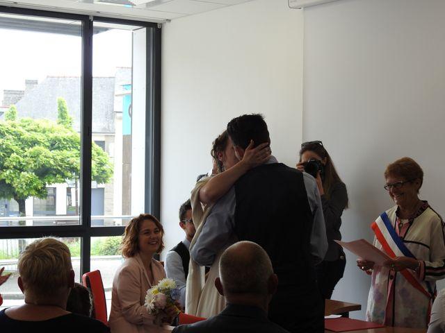Le mariage de Benoît et Louise à Romillé, Ille et Vilaine 35