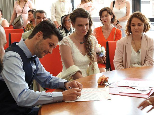 Le mariage de Benoît et Louise à Romillé, Ille et Vilaine 41