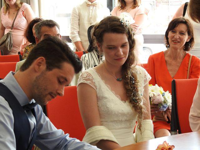 Le mariage de Benoît et Louise à Romillé, Ille et Vilaine 42