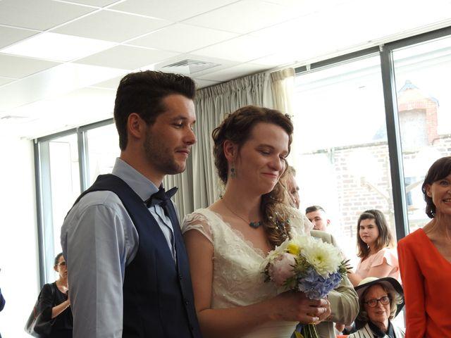 Le mariage de Benoît et Louise à Romillé, Ille et Vilaine 44