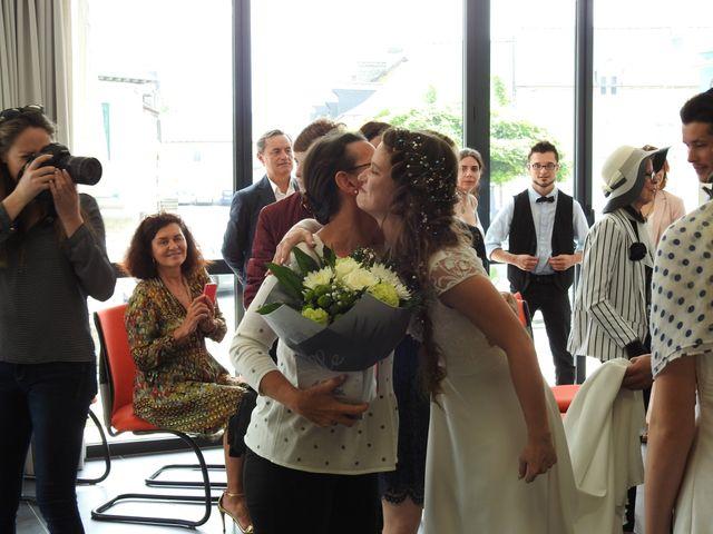 Le mariage de Benoît et Louise à Romillé, Ille et Vilaine 45