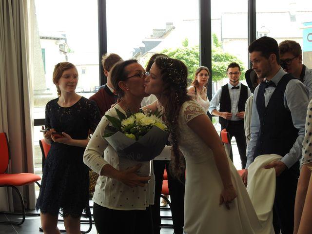 Le mariage de Benoît et Louise à Romillé, Ille et Vilaine 46