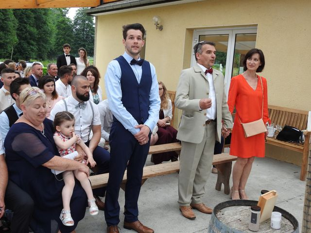 Le mariage de Benoît et Louise à Romillé, Ille et Vilaine 53