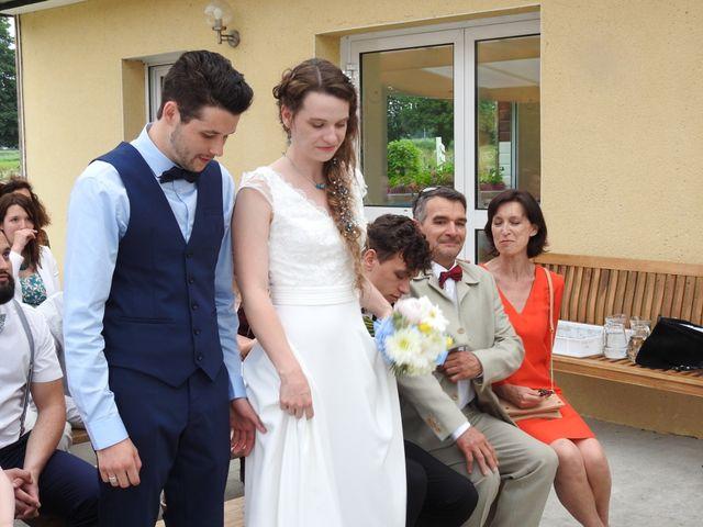 Le mariage de Benoît et Louise à Romillé, Ille et Vilaine 54