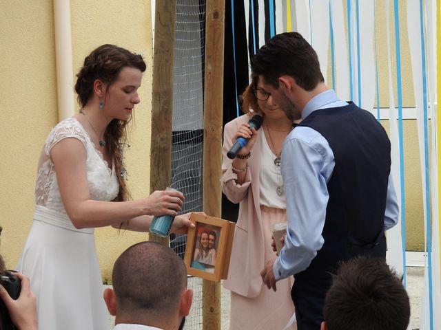 Le mariage de Benoît et Louise à Romillé, Ille et Vilaine 55