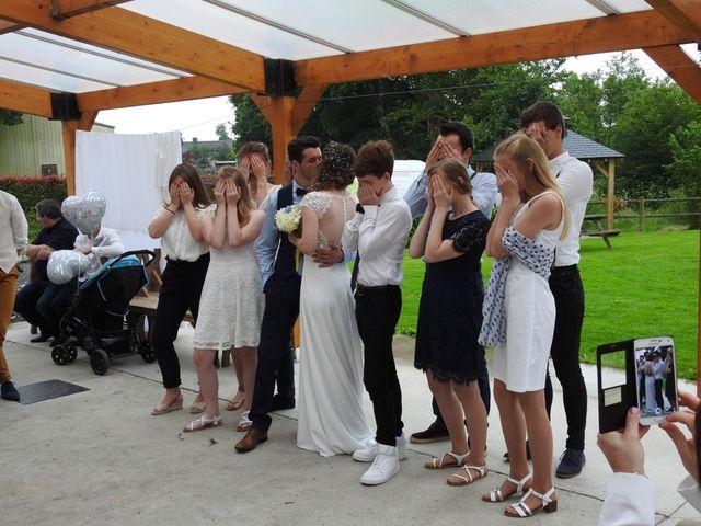 Le mariage de Benoît et Louise à Romillé, Ille et Vilaine 73