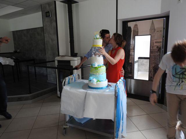 Le mariage de Benoît et Louise à Romillé, Ille et Vilaine 92