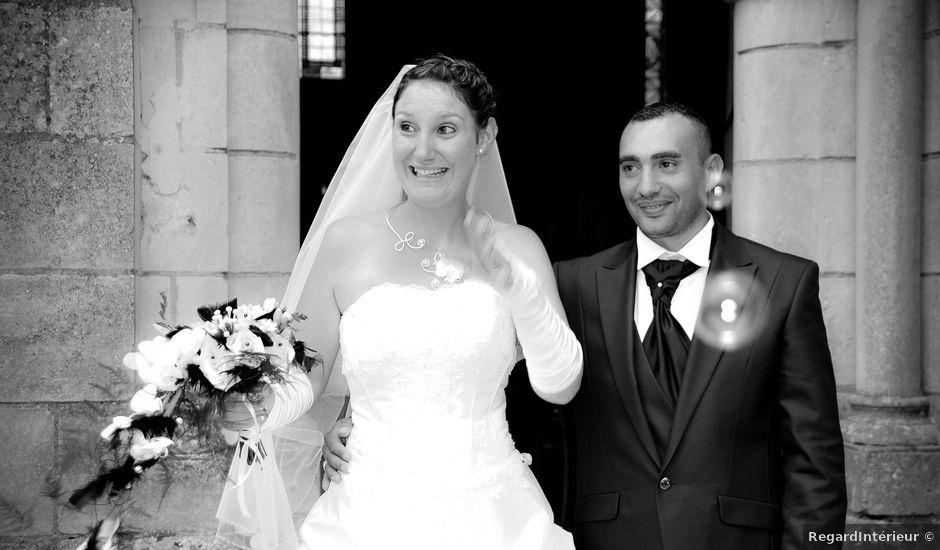 Le mariage de Jérémie et Maëlle à Sèvres-Anxaumont, Vienne