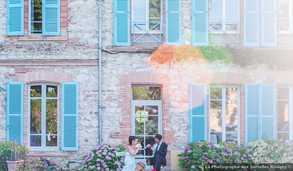 Le mariage de Jérôme et Alix à Gaillac, Tarn