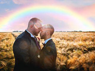 Le mariage de Hichem  et Guillaume