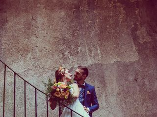 Le mariage de Marine et David  2