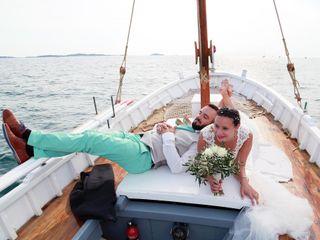 Le mariage de Marjorie et Florian 1