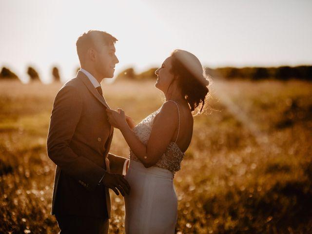 Le mariage de Cloé et Mathieu