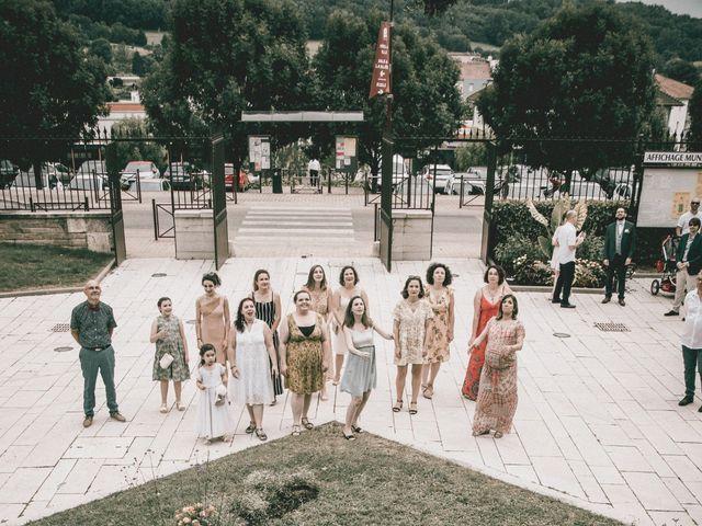 Le mariage de Thomas et Christelle à Bourgoin-Jallieu, Isère 17
