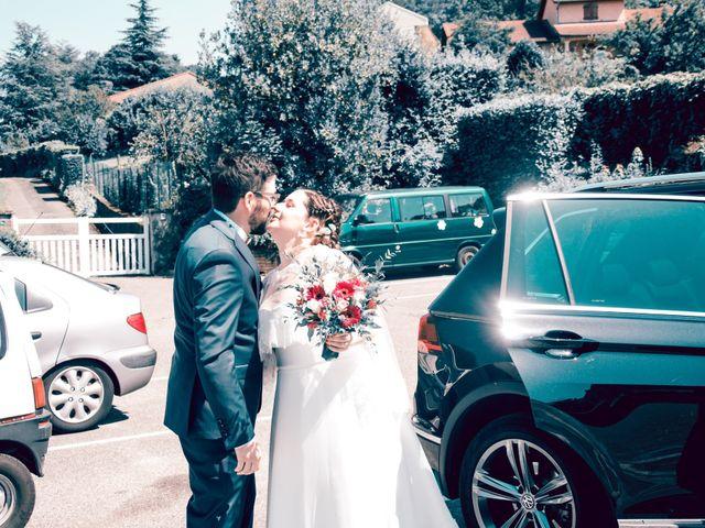 Le mariage de Christelle et Thomas