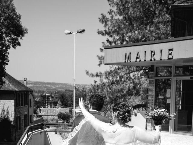 Le mariage de Thomas et Christelle à Bourgoin-Jallieu, Isère 18