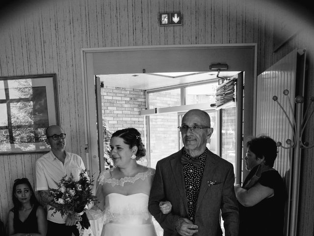 Le mariage de Thomas et Christelle à Bourgoin-Jallieu, Isère 19