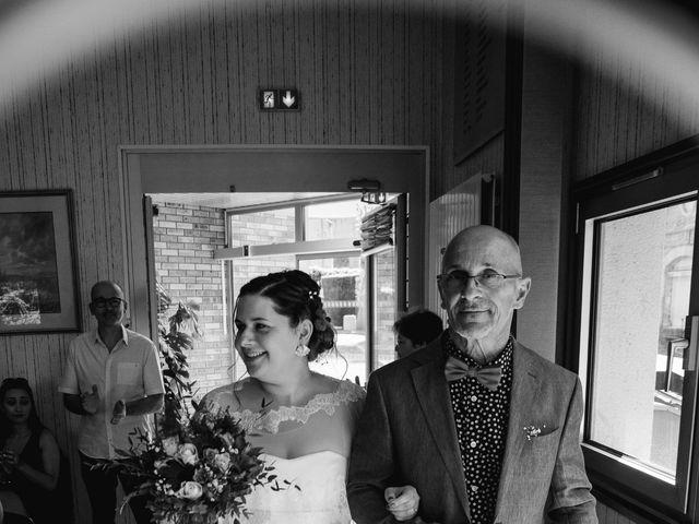 Le mariage de Thomas et Christelle à Bourgoin-Jallieu, Isère 20