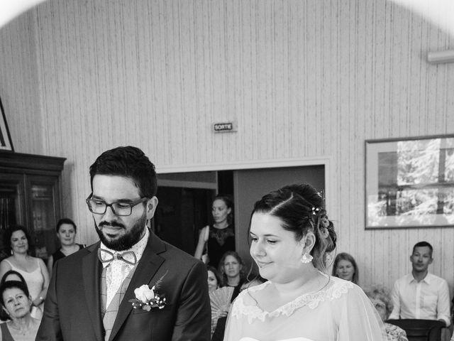 Le mariage de Thomas et Christelle à Bourgoin-Jallieu, Isère 24