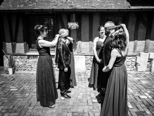 Le mariage de Guillaume  et Hichem  à Le Thil, Eure 11