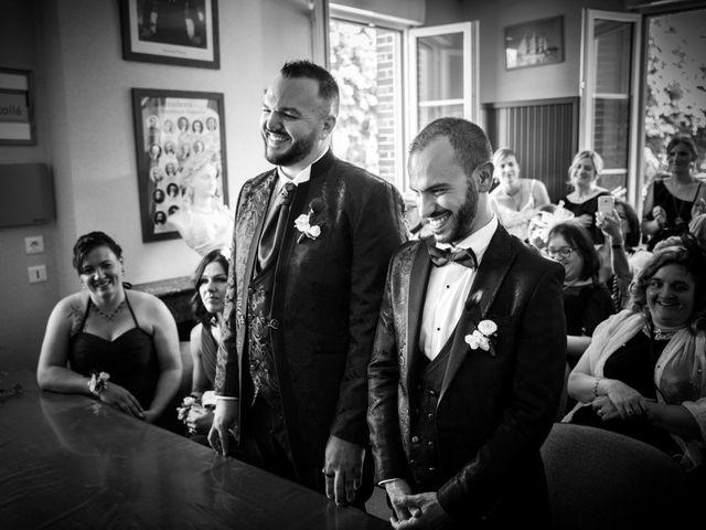 Le mariage de Guillaume  et Hichem  à Le Thil, Eure 20