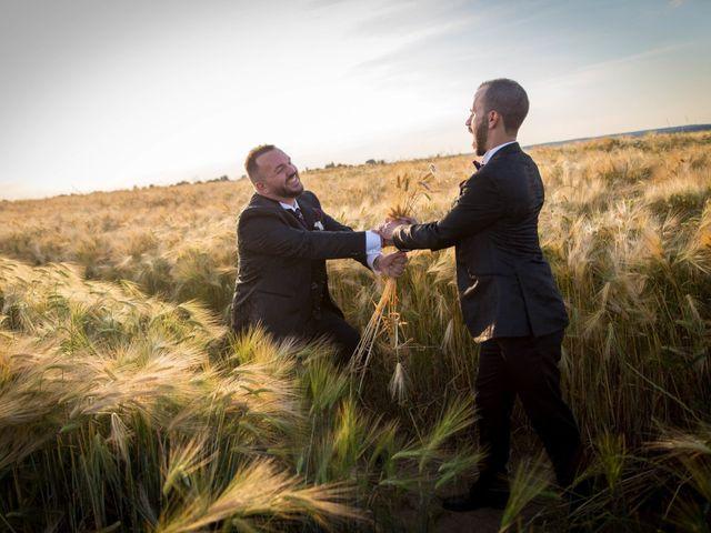 Le mariage de Guillaume  et Hichem  à Le Thil, Eure 53