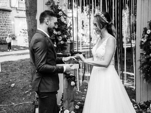 Le mariage de David  et Marine à Brives-Charensac, Haute-Loire 17