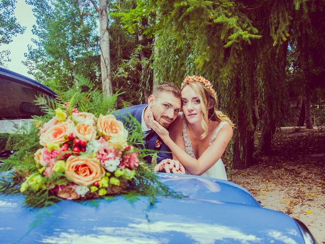 Le mariage de David  et Marine à Brives-Charensac, Haute-Loire 20