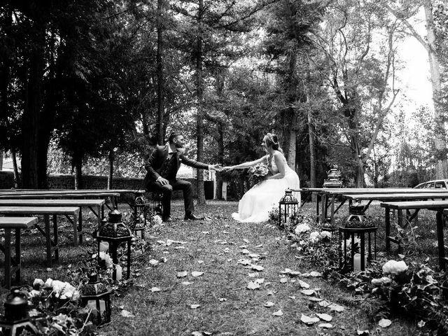 Le mariage de David  et Marine à Brives-Charensac, Haute-Loire 22