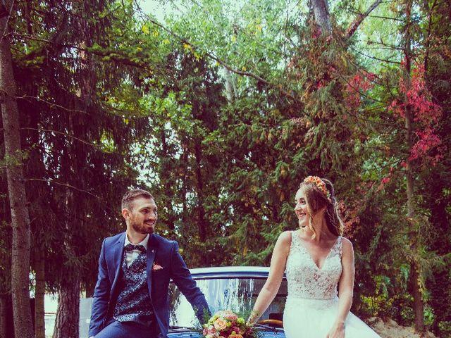 Le mariage de David  et Marine à Brives-Charensac, Haute-Loire 23