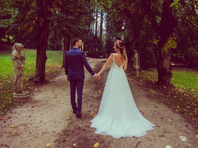 Le mariage de David  et Marine à Brives-Charensac, Haute-Loire 25