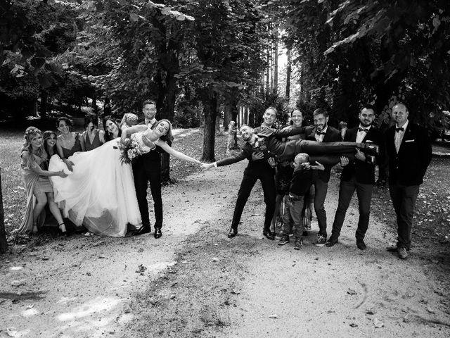 Le mariage de David  et Marine à Brives-Charensac, Haute-Loire 27