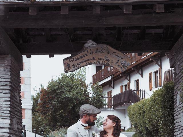 Le mariage de Julien et Soazic à Chamonix-Mont-Blanc, Haute-Savoie 16