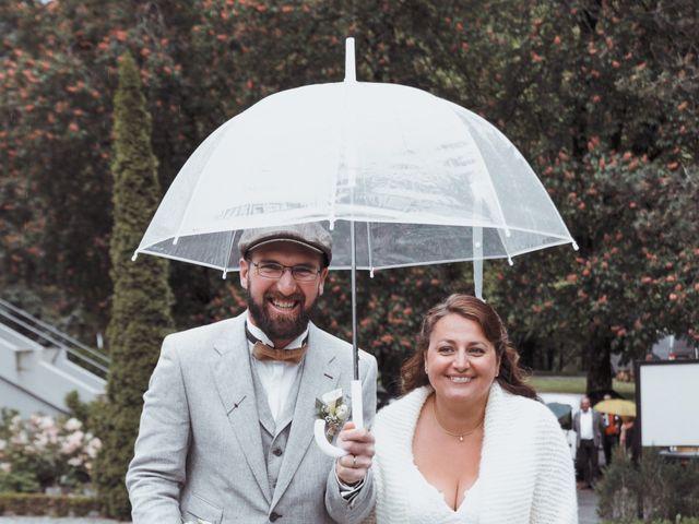 Le mariage de Julien et Soazic à Chamonix-Mont-Blanc, Haute-Savoie 18