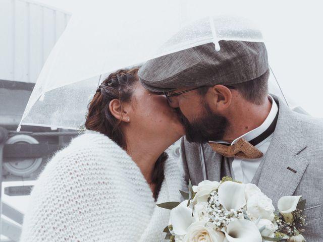 Le mariage de Julien et Soazic à Chamonix-Mont-Blanc, Haute-Savoie 24