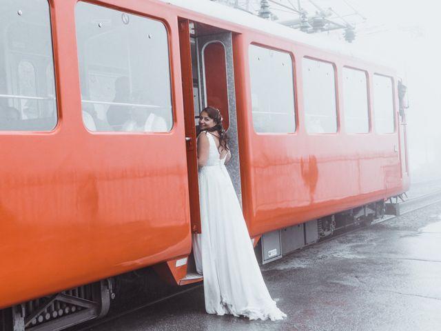 Le mariage de Julien et Soazic à Chamonix-Mont-Blanc, Haute-Savoie 26