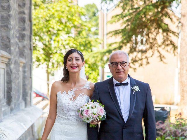 Le mariage de Thomas et Souhir à Vallet, Loire Atlantique 5