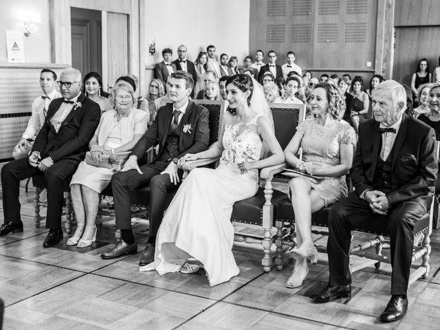 Le mariage de Thomas et Souhir à Vallet, Loire Atlantique 8
