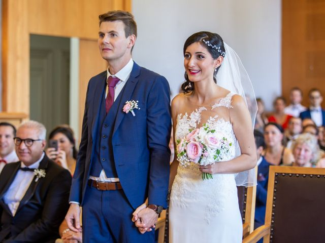 Le mariage de Thomas et Souhir à Vallet, Loire Atlantique 9