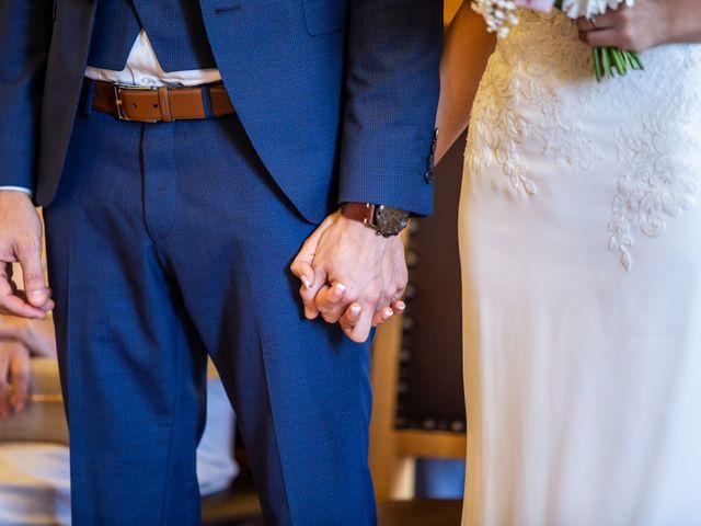 Le mariage de Thomas et Souhir à Vallet, Loire Atlantique 10