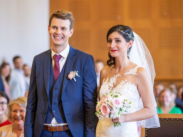 Le mariage de Thomas et Souhir à Vallet, Loire Atlantique 12