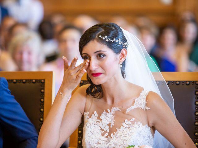 Le mariage de Thomas et Souhir à Vallet, Loire Atlantique 14
